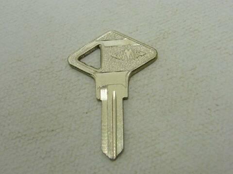Clé s brut pour renault porte 1965-1979 r5 r6 r12 r15 r16 r17 jk50-115