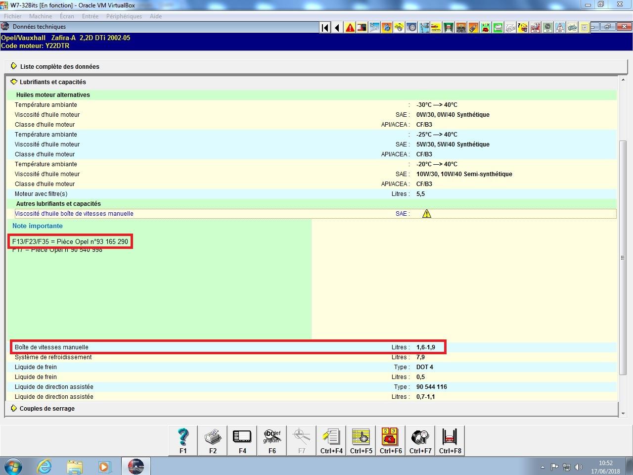 Zafira A phase 2.2 DTI  pneu pété suite oublié de faire le parallélisme  Autoda10