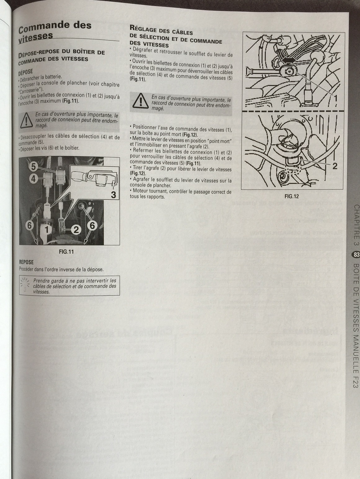 [zafira A 2.0 dti]problème passage de vitesse Img_6010