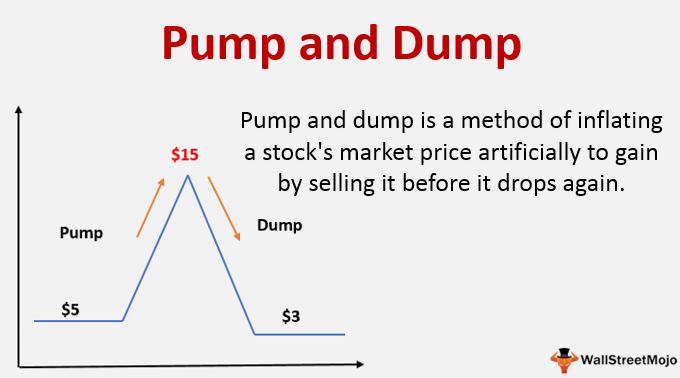 Pump and Dump Pump-a10