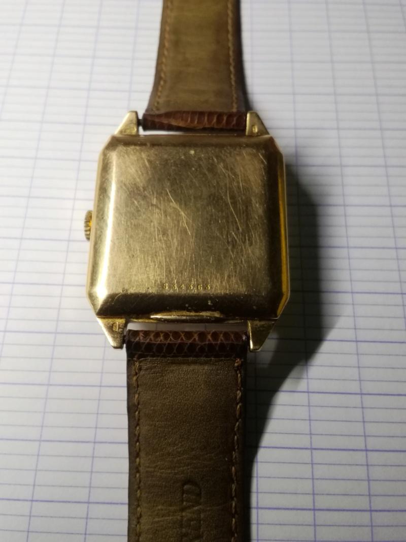 ZENITH - Identification montre Zenith ancienne 15588011