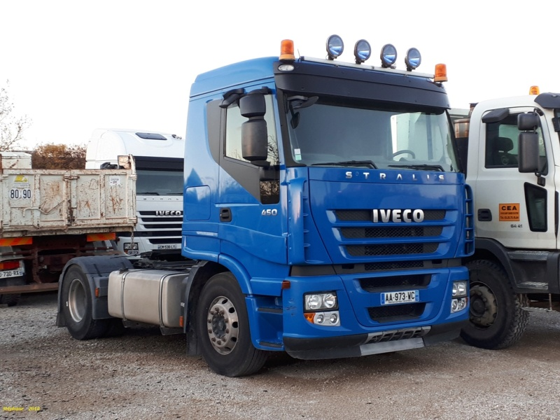 Iveco Stralis  - Page 10 20181118