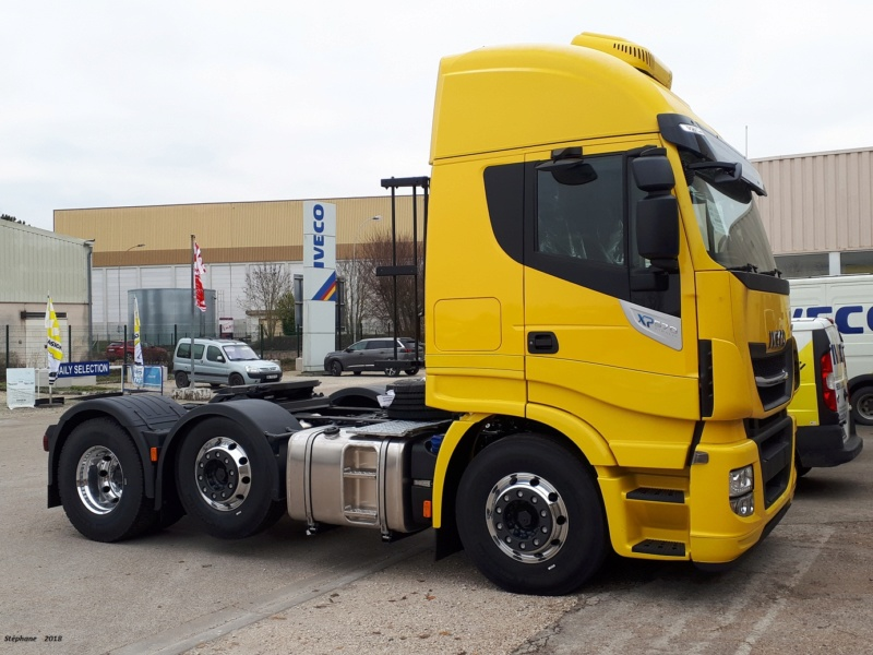 Iveco Stralis Hy Way (euro 6) - Page 2 20181228