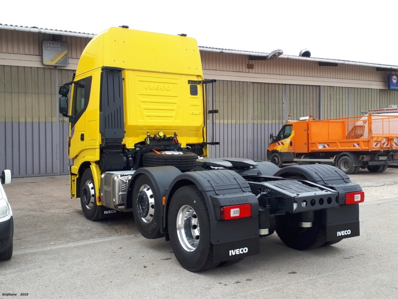 Iveco Stralis Hy Way (euro 6) - Page 2 20181229