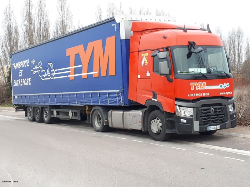 TYM (Transports Yvan Muller) (groupe Dupessey) (Illzach, 68) - Page 4 20181230