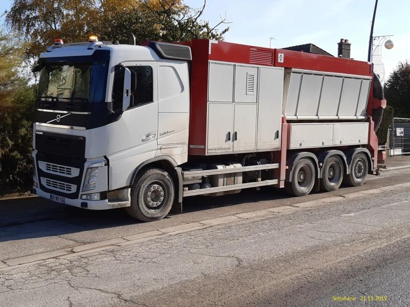 Les camions aspirateur 20191114