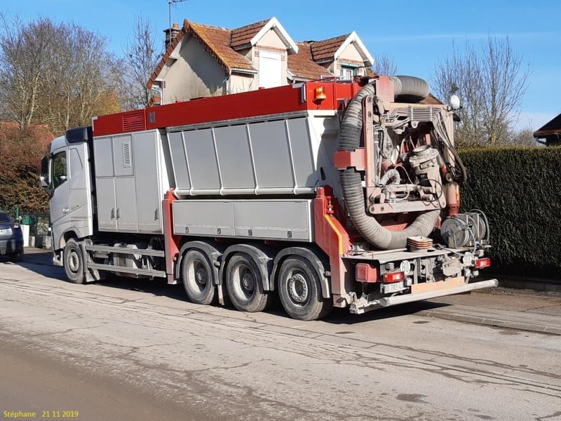Les camions aspirateur 20191115