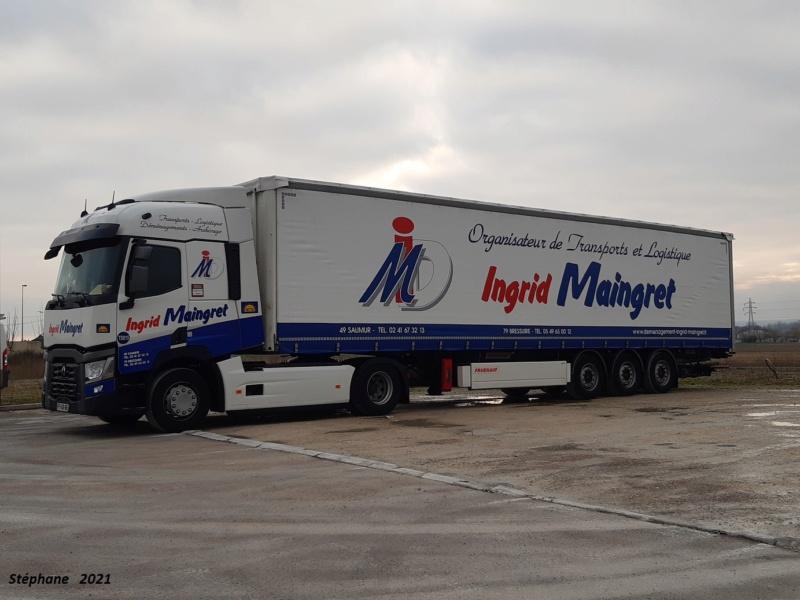 Ingrid Maingret  (Distré, 49) 20210111