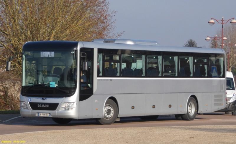 Bus scolaire MAN (D) P1000849