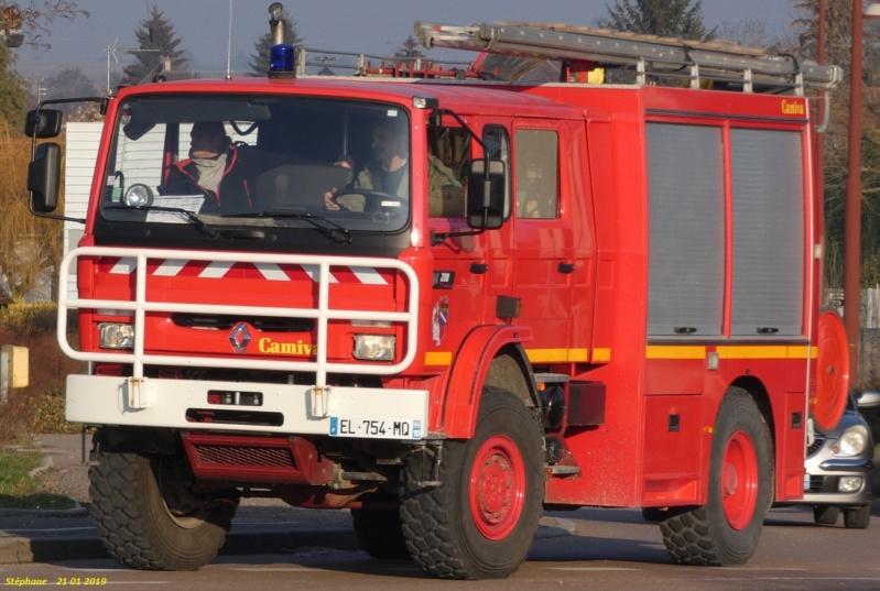 Les véhicules des Pompiers de l'Aube P1010022