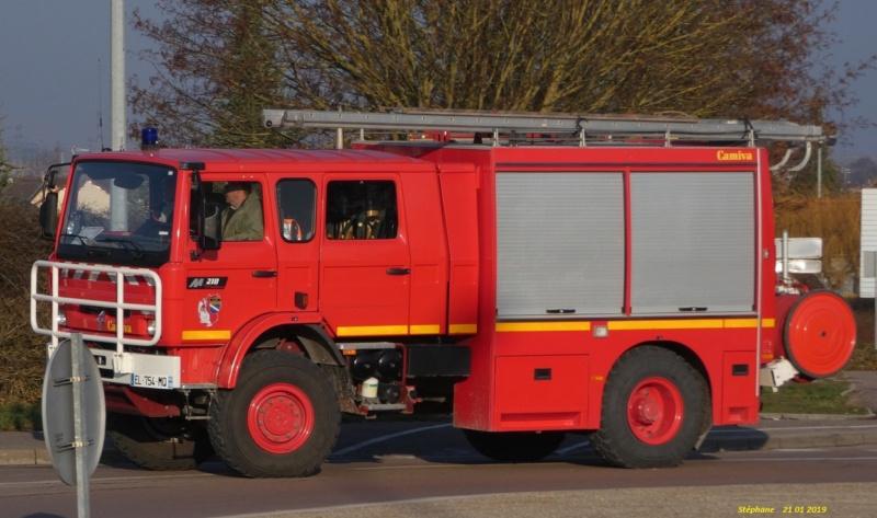 Les véhicules des Pompiers de l'Aube P1010023
