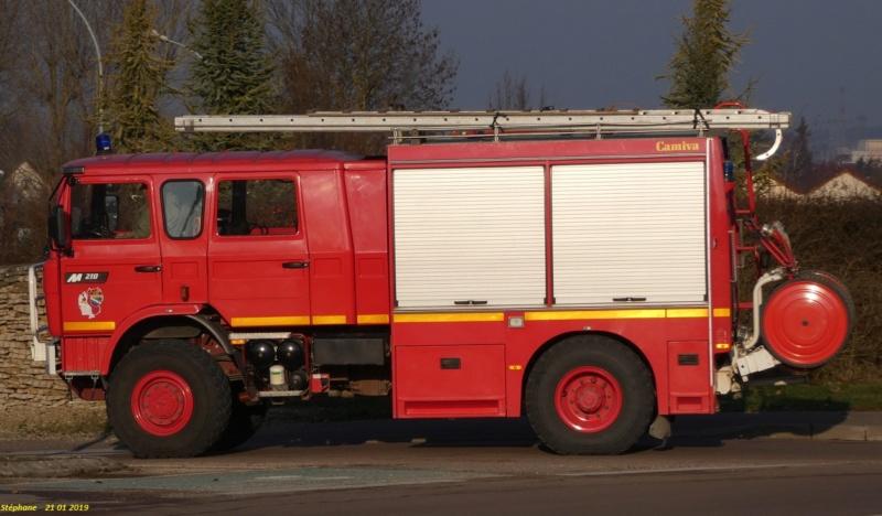 Les véhicules des Pompiers de l'Aube P1010024