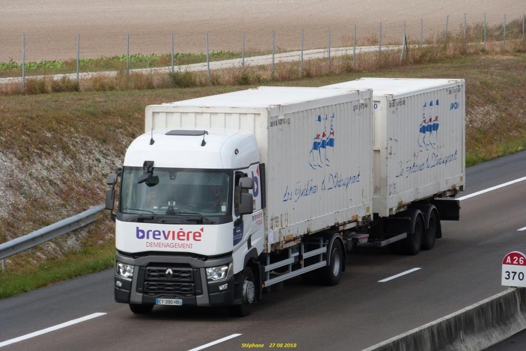 Breviere Déménagements (Lille) (59) P1430934