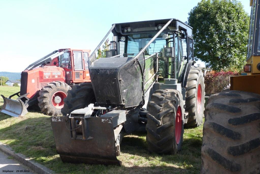 Tracteurs agricoles équipées forestier P1440257