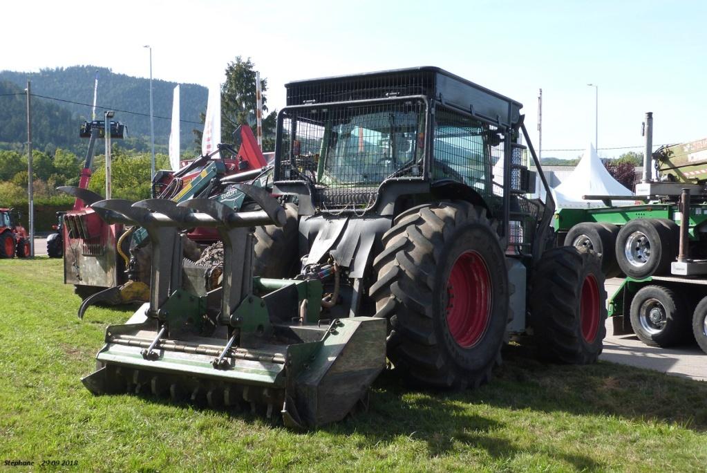 Tracteurs agricoles équipées forestier P1440258