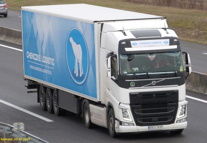 Chenczke Logistic (Blizanow) P1450416
