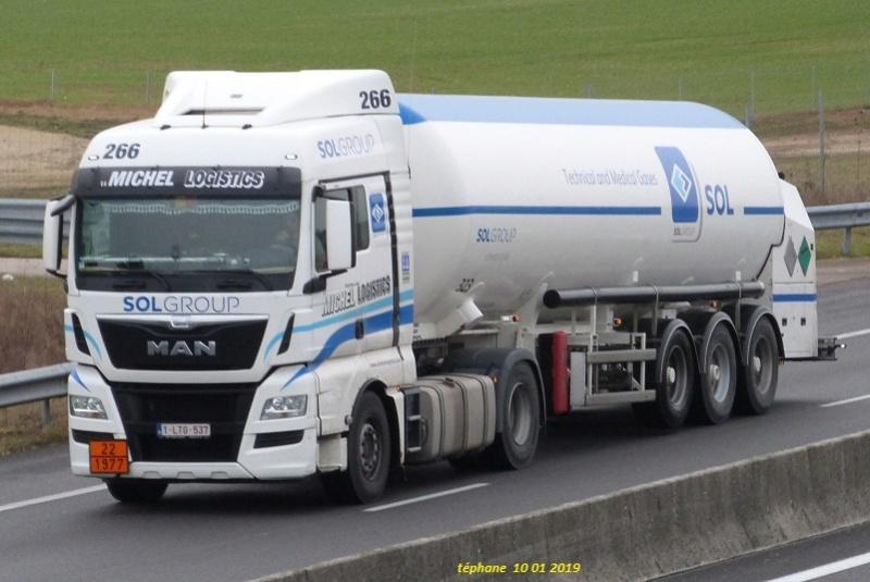Michel Logistics  (Houdeng-Goegnies) - Page 3 P1450421