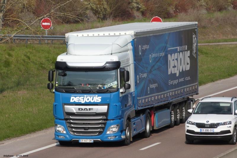 Transport Desjouis (Saint Hilaire le Chatel, 61) P1460169