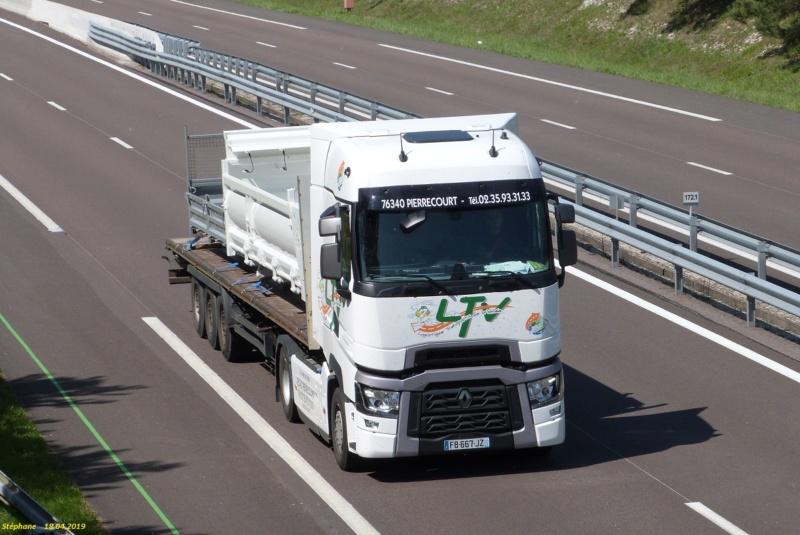 LTV (Logistique Transports de la Vallée) (Pierrecourt) (76) P1460270