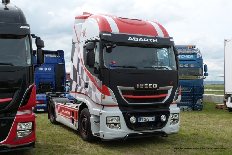 Iveco Stralis Hy Way (euro 6) - Page 2 P1460350