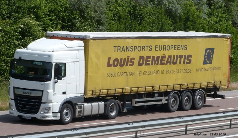Demeautis Transports (Saint Hilaire Petitville, 50) - Page 2 P1460532