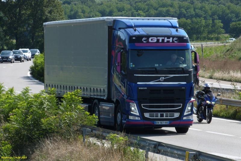 GTH (Groupements Transporteurs Haguenau) (Haguenau)  (67) P1470116