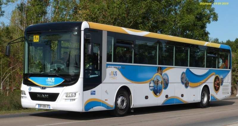 Bus scolaire MAN (D) P1470381