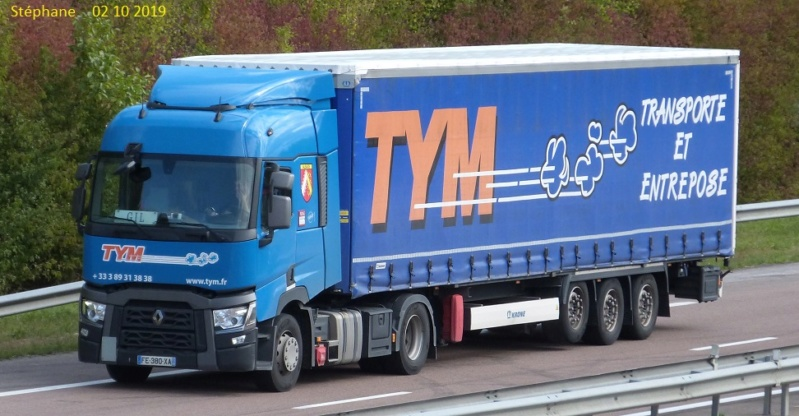 TYM (Transports Yvan Muller) (groupe Dupessey) (Illzach, 68) - Page 4 P1470544