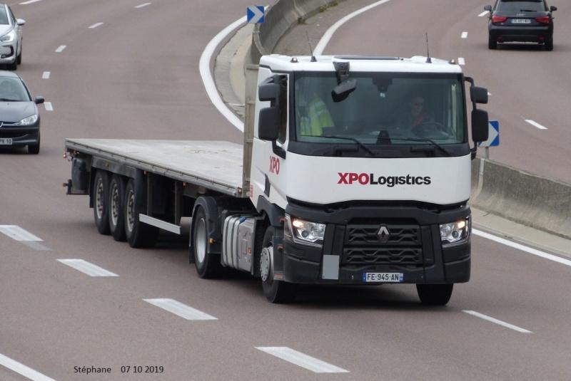 XPO Logistics (anc Dentressangle) (Saint Vallier, 26) - Page 39 P1470761
