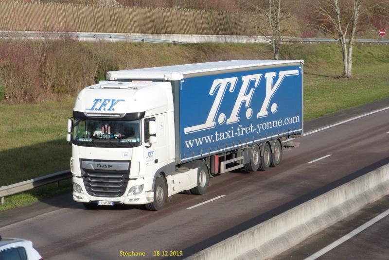 T.F.Y (Taxi Fret de l'Yonne) (Cuy) (89) P1480951