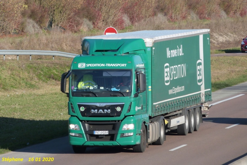 E3 Spedition & Transport (Padborg + Homberg, Allemagne) P1490360