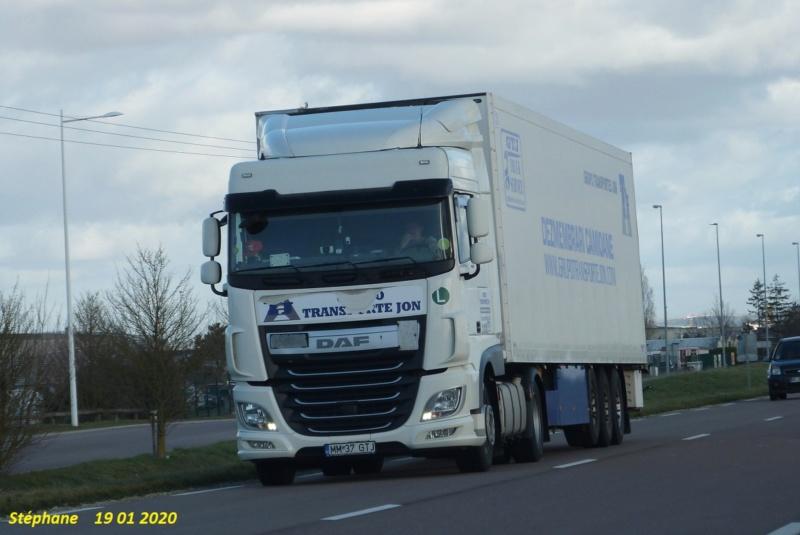 Grupo Transportes Jon  (Oiartzun - Gipuzkoa + Maramures, Roumanie) P1490450