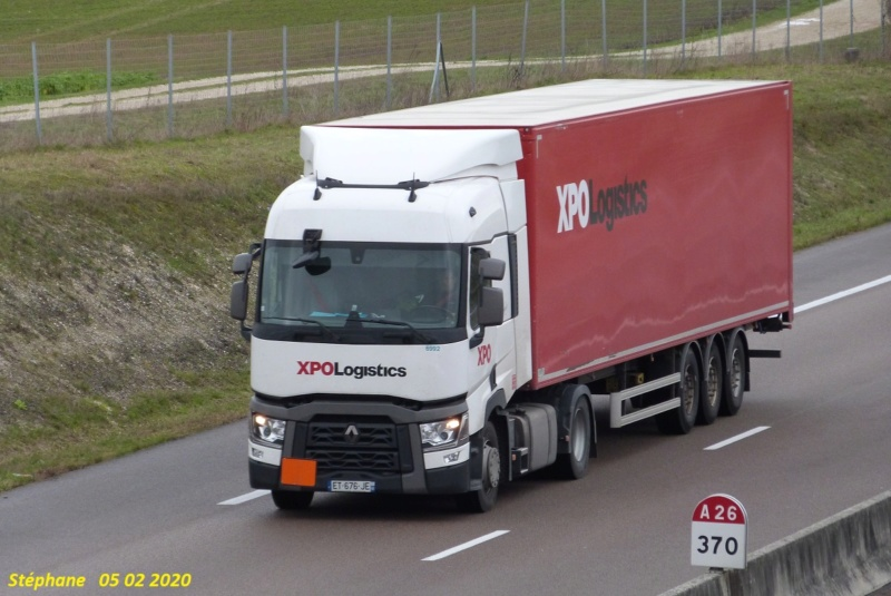XPO Logistics (anc Dentressangle) (Saint Vallier, 26) - Page 39 P1490593
