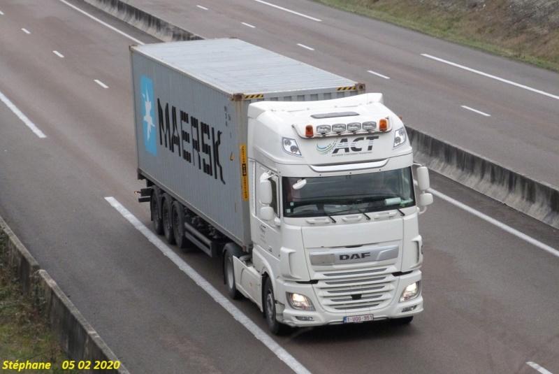 ACT Antwerp Container Transport  (Antwerpen) P1490843