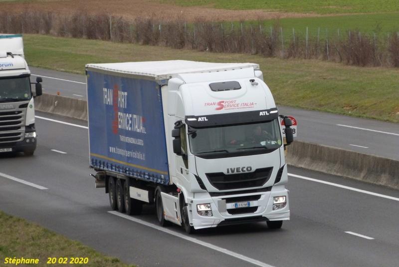 Transport Service Italia  (Cogliate) P1500022