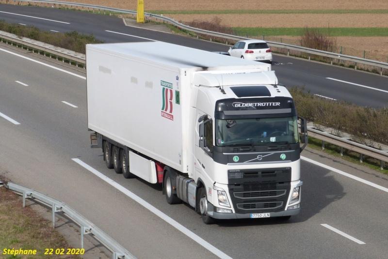 Transportes Interbalsa sl.  (Balsapintada - Murcia) P1500221