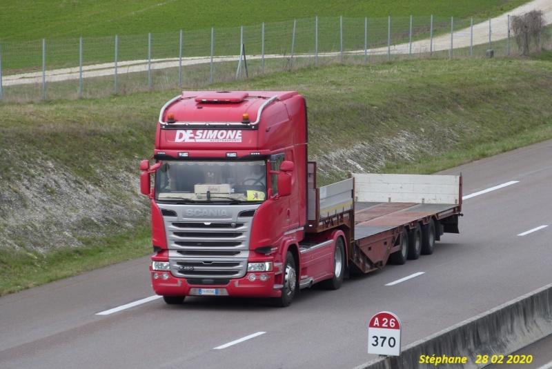 De Simone Autotrasporti (Roccarainola) (NA) P1500316