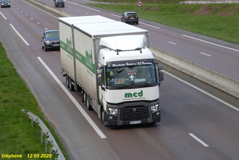 MCD Transport & Forwarding  (Trencin) P1510024