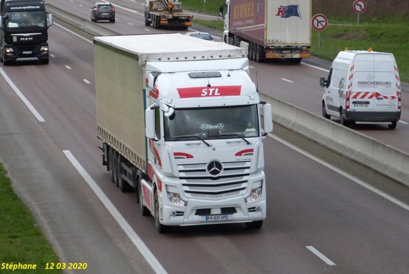 STL (Société des Transports Laurent) (Moulins st Hubert) (55) P1510093