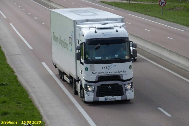 TAJ Transport Air Cargo Service (Warszawa) P1510108