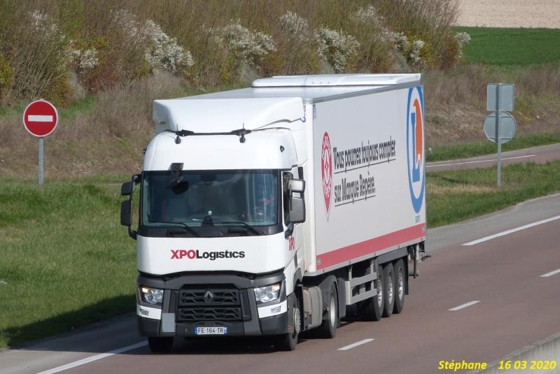 XPO Logistics (anc Dentressangle) (Saint Vallier, 26) - Page 39 P1510135