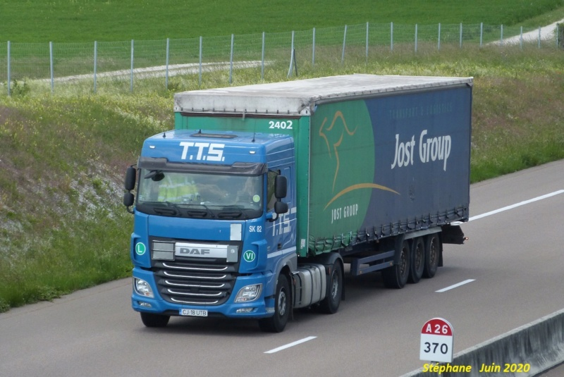 TTS (Grace-Hollogne) (Jost Group) - Page 6 P1510863