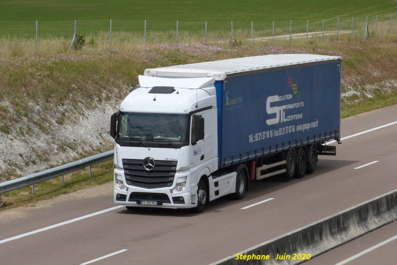 STL Solution Transports Locations (Carvin) (62) P1520159