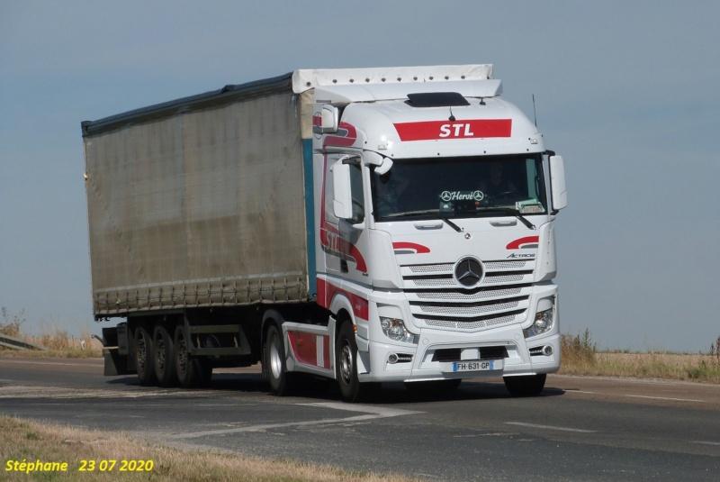 STL (Société des Transports Laurent) (Moulins st Hubert) (55) P1520990