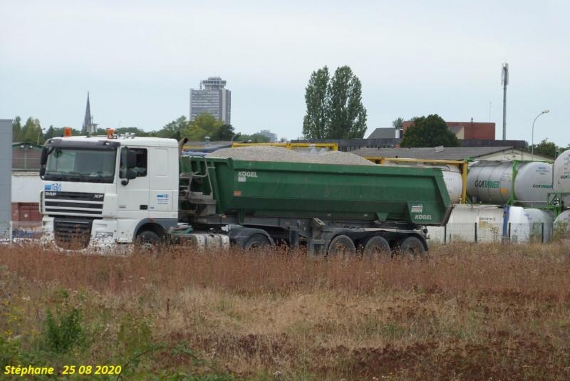 TBA Transport Benne Location d'engins (68) P1530542