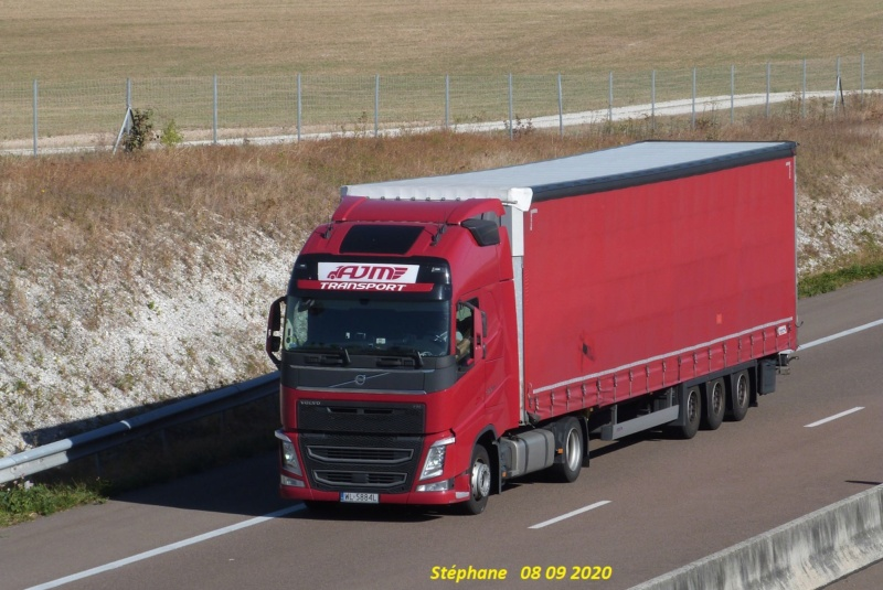 AJM Transport (Spolka Cywilna) P1540264