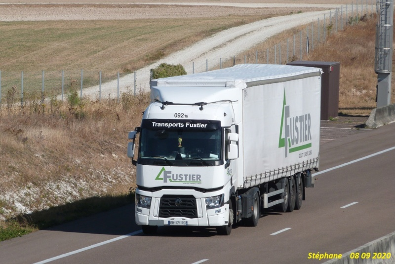 Tps Fustier (Malissard, 26)(groupe Quality Logistic Cargo) P1540330