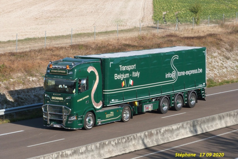 Stone Express (Lokeren) P1540606