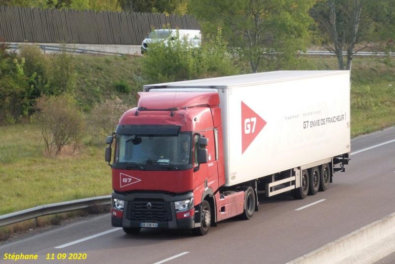 G7 Transports Frigorifiques (St Pierre de Faucigny) (74) P1540614