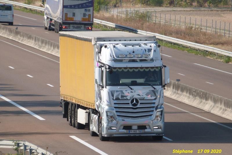 STTF  (Société de Transports Trigallez Fabrice) (Signy l'Abbaye) (08) P1540821